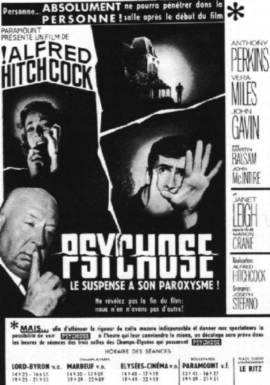 Mr Norman Bates – pour le cinéma